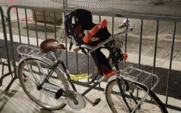 Bici Legnano vintage. Furto a Lecce