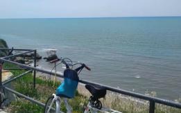Bici pieghevole rubata ad Anzio