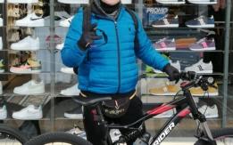 Bici rubate Genova 25/04/21