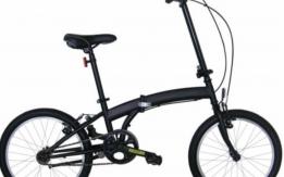 Bicicletta Takeaway 100 NERA WAYSCRAL