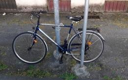 Chi ha visto questa bici?