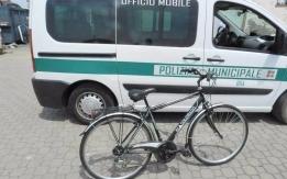 City Bike da uomo di colore nero 28