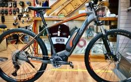Furto bici olmo e-vida 470deore 11velocita' batteria 504 wh