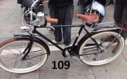 Lotto da 109-119 bici  rubate e recuperate a Milano