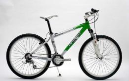 MTB frame aluminum 21V mod. Acera Green
