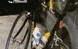 Rubata bici da corsa FIMAS su misura