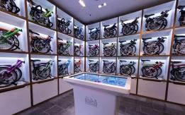 Rubate 24 bici   Brompton da un magazzino di Milano