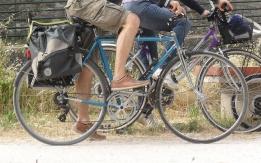 Firenze, bicicletta uomo vintage rubata